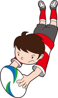 Rugby-kun 3