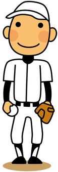 야구 부원 1