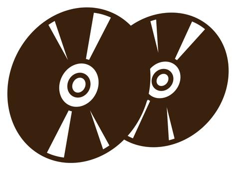 351 disc media