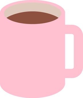 Pink Mug Cup