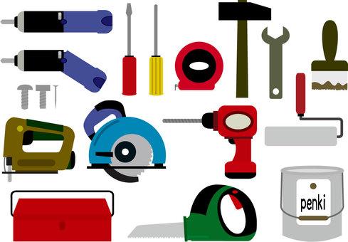 소품 및 도구 (DYI)