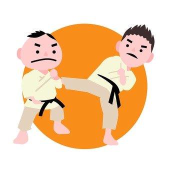 Karate games (1)