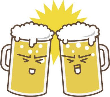 Beer character 3