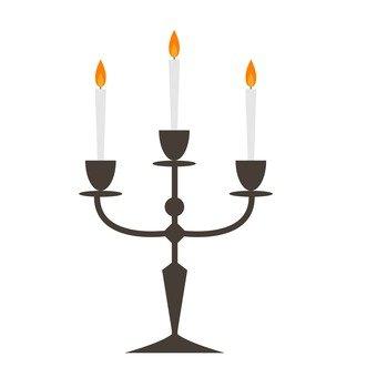 Xmas - Candle 04