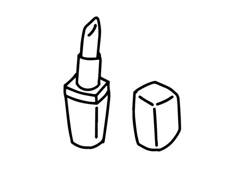 Postcard lipstick (no color)