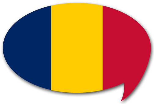 Chad national flag