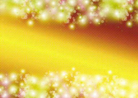 Gold sparkling 46