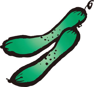 Cucumber b_v 8