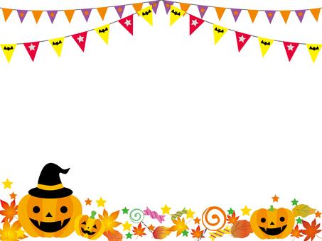 Halloween frame 7