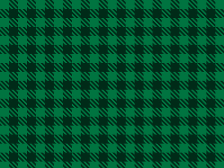 Shepard check ● Christmas green