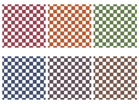 Checker pattern 3