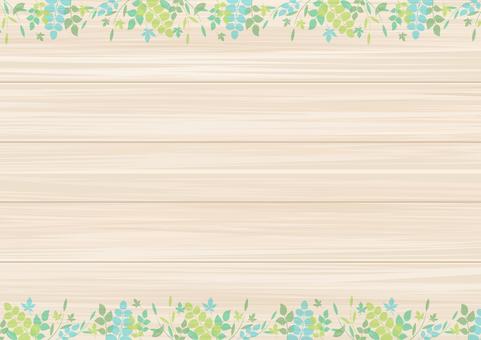 Wood frame 5