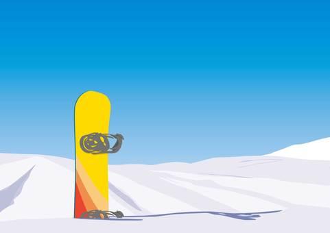 Snowbo background