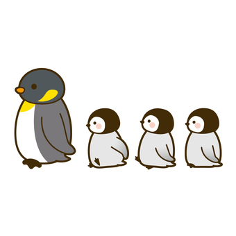 Marching penguin march