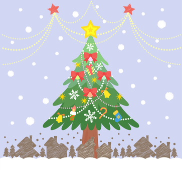 Christmas tree -2