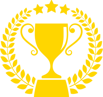 Trophy _ yellow