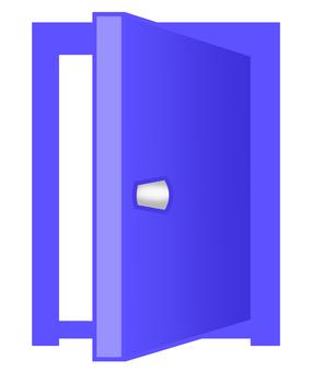 Open door 170430-6