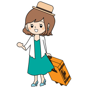 Holiday girls _ travel 01