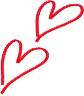 Heart 2 handwriting winds