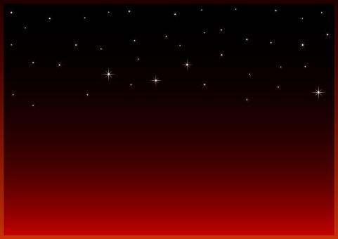 04 Simple starry sky