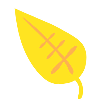 Leaf yellow