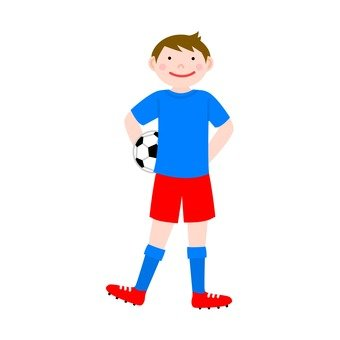 Men in football figure 2