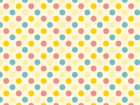 Dot ● Retro pastel