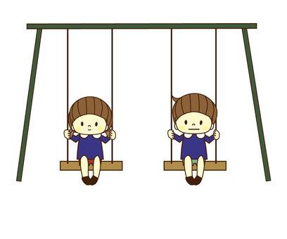 Friends - Swing