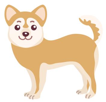 Dog 01 beige