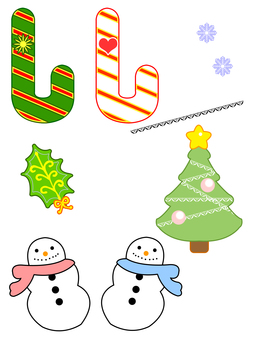 Christmas item ②