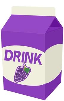 Grape juice pack
