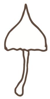 버섯 -52