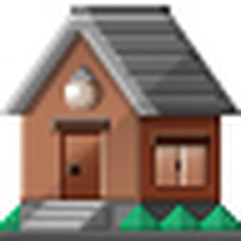 Home icon (black)
