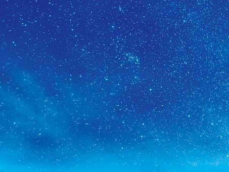 별이 빛나는 하늘 -1