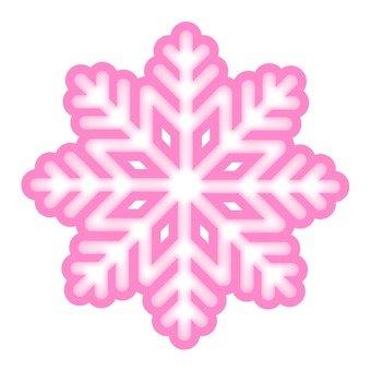 Crystal, pink