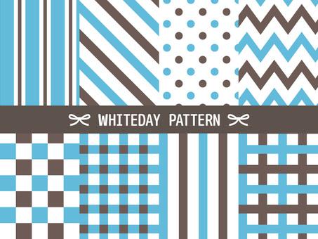 White Day Pattern Summary 3