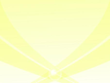 Yellow ribbon background