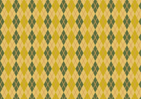 Argyle Background Yellowish Vertically same color