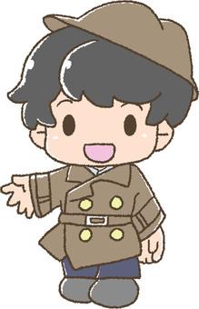 Children's detective