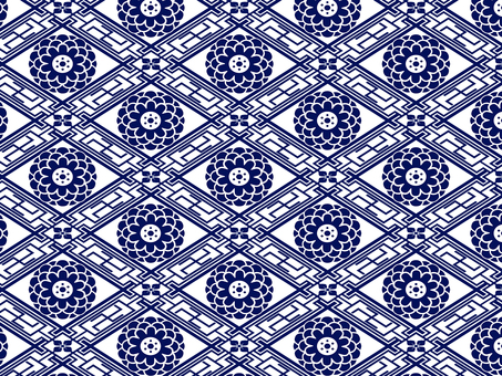 ai geometric pattern with swatches 21