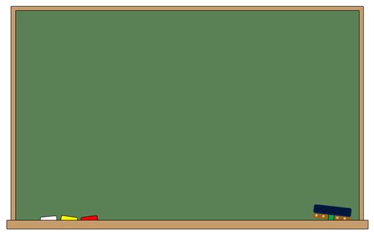 Wallpaper (blackboard)