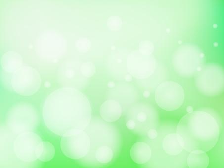 Dot blur Green
