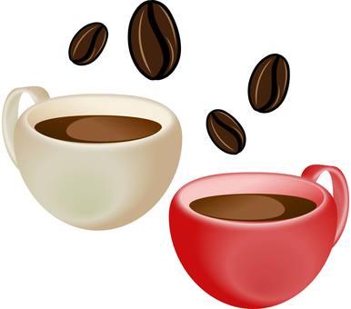 Pair cup