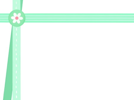 Ribbon and Button 6