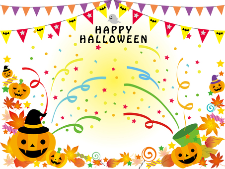 Halloween frame text included _ New