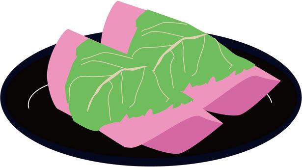 Sakurafuchi - Japanese sweets _ Japanese style _ Food 18