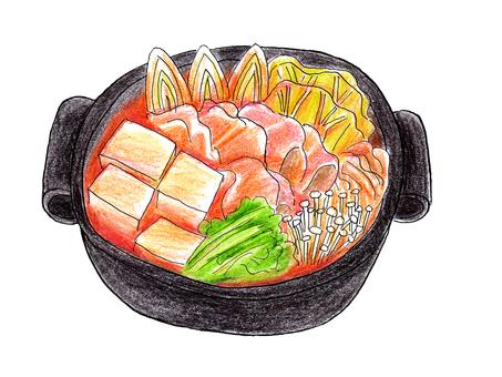 김치 찌개