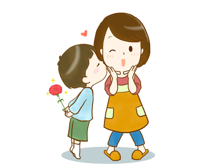 Mother's Day ⑤