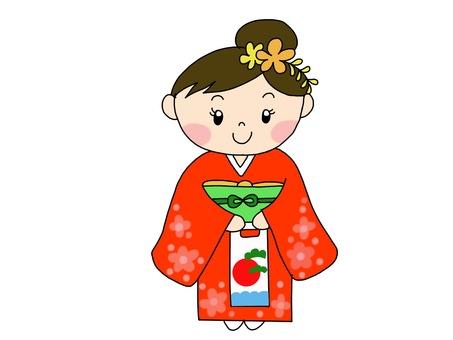 Shichigosan 7 years old