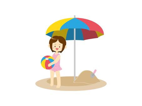 Beach _ girl